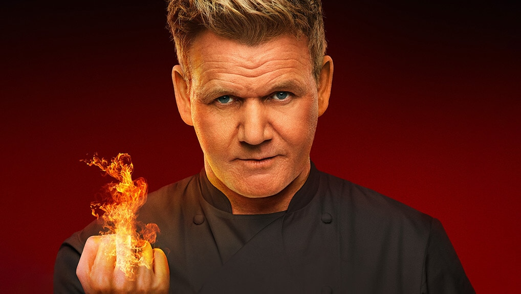Hell's Kitchen USA S20