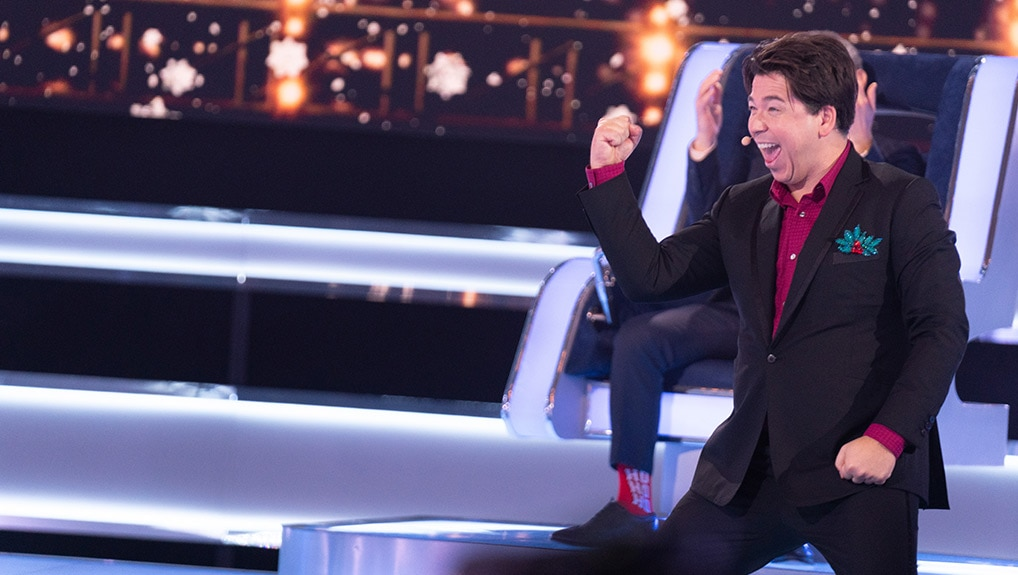 The Wheel with Michael McIntyre S1