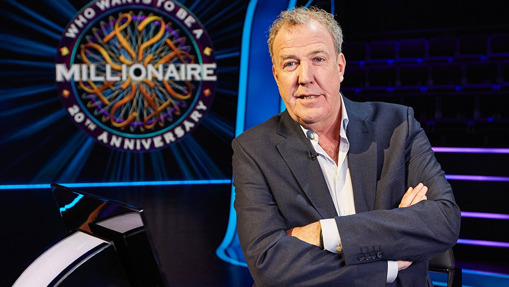 Who Wants To Be A Millionaire with Jeremy Clarkson Series 1