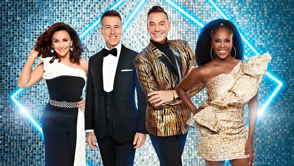 Strictly Come Dancing S19